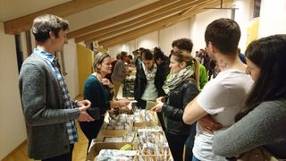 Auf großes Interesse der Bewohner stoßen die naturbezogenen Veranstaltungen, wie etwa der Pflanzen- und Saatgutmarkt.