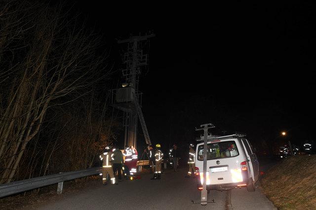 Tragischer Zwischenfall in Münster: Ein 14-jähriger Urlauber wurde von einem Stromüberschlag getötet.
