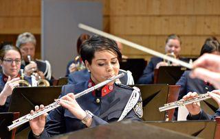 In der Musik spielen ein Drittel Frauen