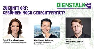 Die steirische Volkspartei lädt erneut zum DiensTalk nach Graz.