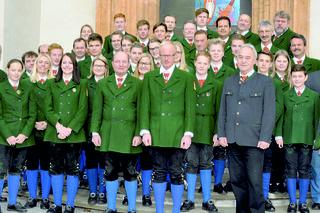 Die Neumarkter Musiker laden zum Frühlingskonzert.