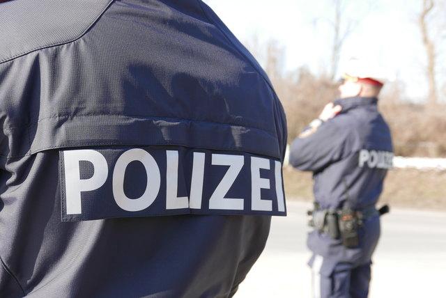 Die Polizei konnte den jungen Mann auf der Gmundner Straße aufgreifen.