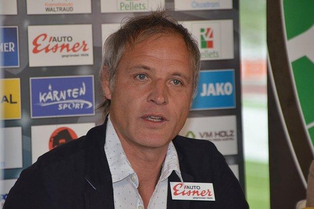 Nicht mehr Trainer des WAC: Heimo Pfeifenberger