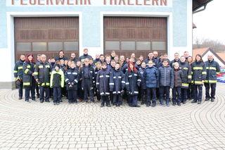 Feuerwehrjugend Abschnitt Atzenbrugg