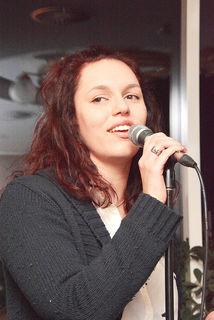 Eva Moreno begeisterte mit ihrer Band in Leoben.