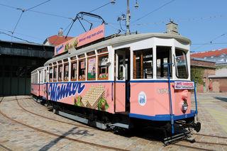 Bis 31. März kann man kostenlos mit der Manner-Straßenbahn durch die Stadt bimmeln.
