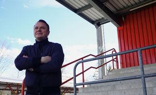 Robert Bartosiewicz blickt zurück. Eine turbulente Zeit auf der Dietacher Trainerbank findet ein Ende.