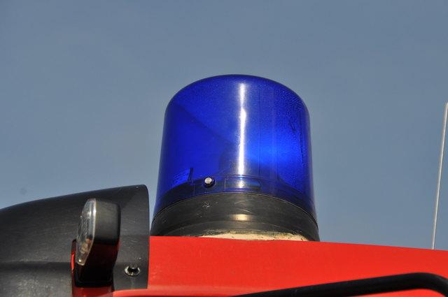 Beim Verkehrsunfall war die FF Ossiach mit drei Fahrzeugen und 18 Mann im Einsatz