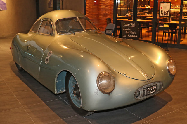 Der Original Berlin-Rom-Wagen zu Gast im Traumwerk.