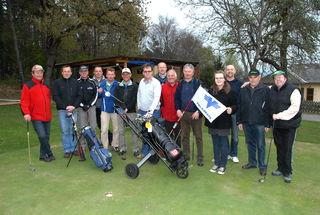 Der Golf Übungsplatz am Ring ist ab Ostern wieder geöffnet.