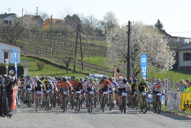 Der Eisenberger Mountainbike-Event findet heuer am 22. April statt.