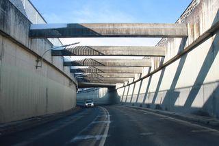 Der Voitsberger Tunnel wurde um 13.30 Uhr halbseitig gesperrt, jetzt gelten alle Umleitungen.