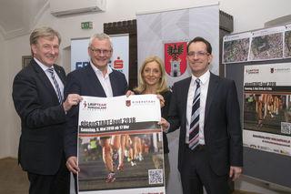 Der Eisenstadtlauf 2018 findet am 5. Mai statt