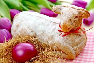 Das Osterlamm – eine willkommene kulinarische Gabe zum Osterfest.
