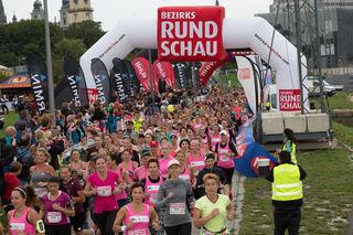 """Der Linzer """"Garmin Ladies Run"""" fand vergangenes Jahr zum ersten Mal in Linz statt und war gleich ein voller Erfolg. Heuer geht der Ladies Run am 9. Juni über die Bühne."""