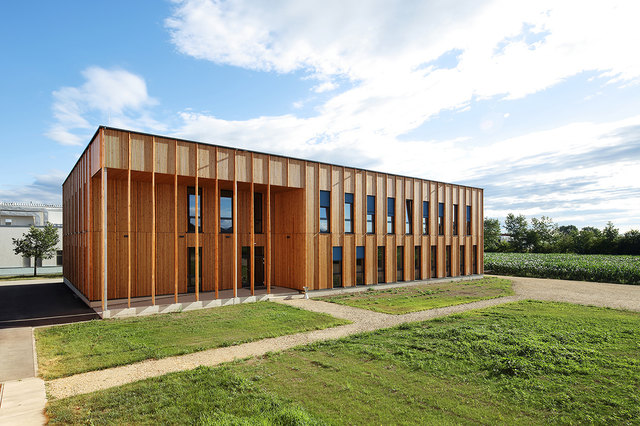 Labor- und Bürogebäude IFA Tulln