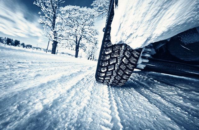 Die Schneefahrbahn wurde mehreren Autolenkern zum Verhängnis.