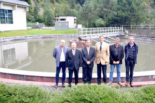Die Kläranlage in Kitzbühel zählt zu den 5 Vorzeige-Klärwerken in Tirol.