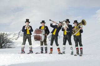 Die Musikkapelle Ischgl lädt am 02. April zu ihrem 31. Frühjahrskonzert im Silvrettacenter Ischgl ein.