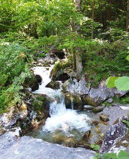 Die Myrafälle. Ein Naturschauspiel und der Ausflugs-Tipp von Regionautin Tini Vesely.