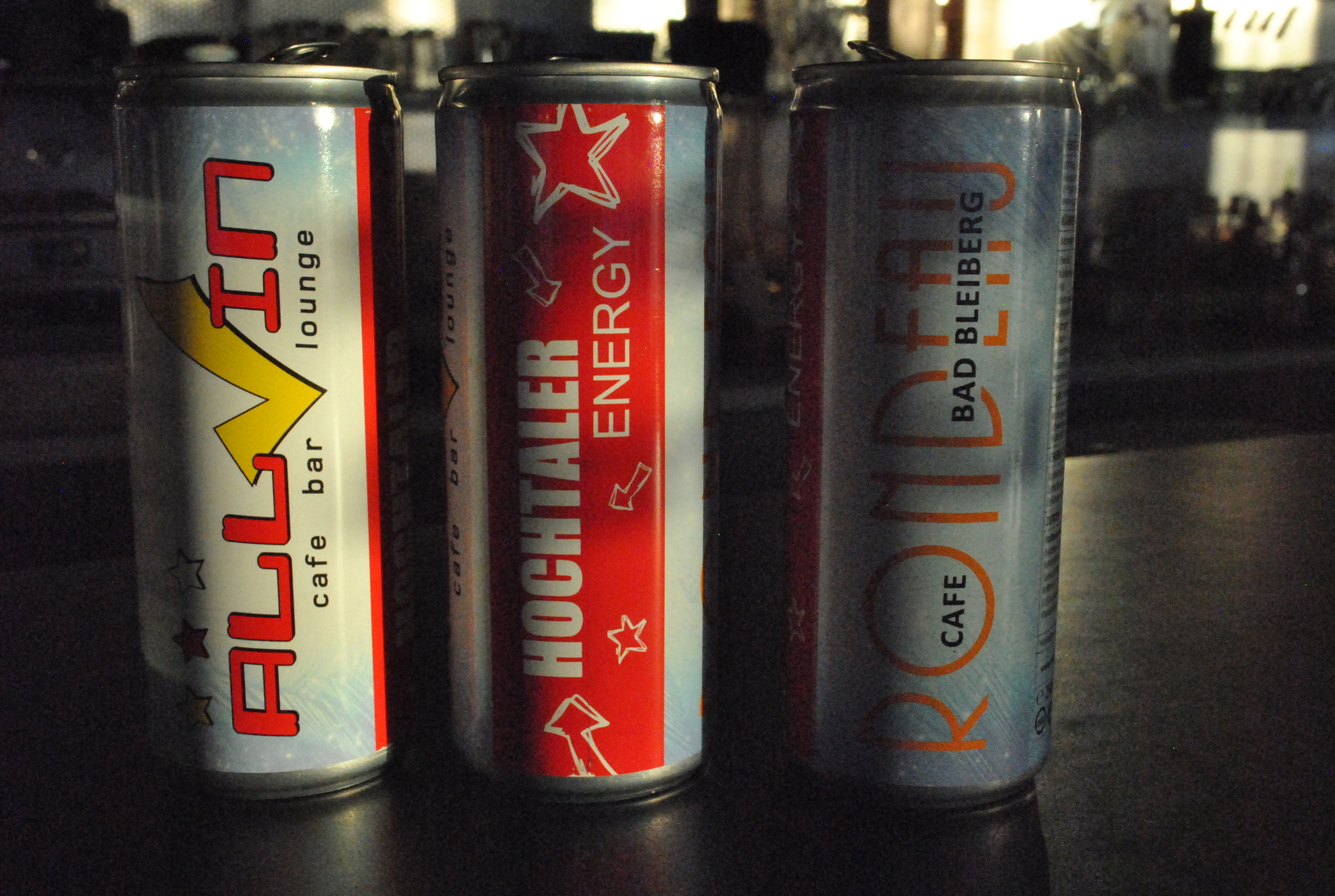 Neuer Energy-Drink ist aus dem Hochtal - Villach Land