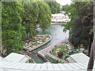 Idealer Platz zum sommerlichen Plantschen: Das Thermalbad in Bad Vöslau. Unser Ausflugs-Tipp von Regionaut Dr. Peter Föller