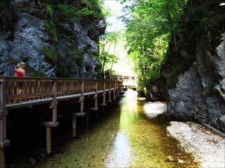 Das atemberaubende Mendlingtal. Unser Ausflugs-Tipp von Regionautin Doris Schweiger
