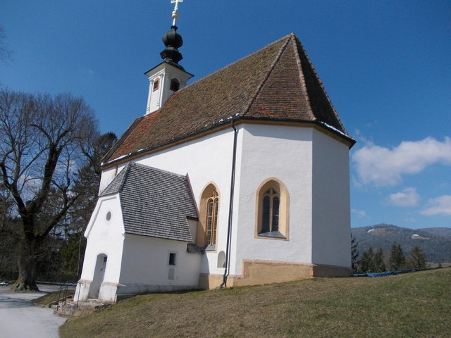 St. Anna Kirche am Lindenberg