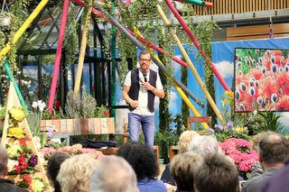 Biogärtner Karl Ploberger wird heuer nicht nur in Form von Vorträgen sein Wissen teilen, sondern auch in Plobergers Gartenwerkstatt.