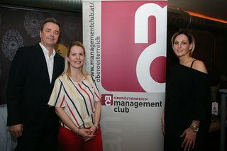 Dieter Oberransmayr, Marlen Mayrhofer & Katrin Kirchmayr.