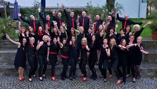 Der Chor Sonabiles freut sich auf viele Besucher im Salzhof.