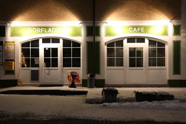 Das Café im Dorfladen Piberbach wird nicht rauchfrei.
