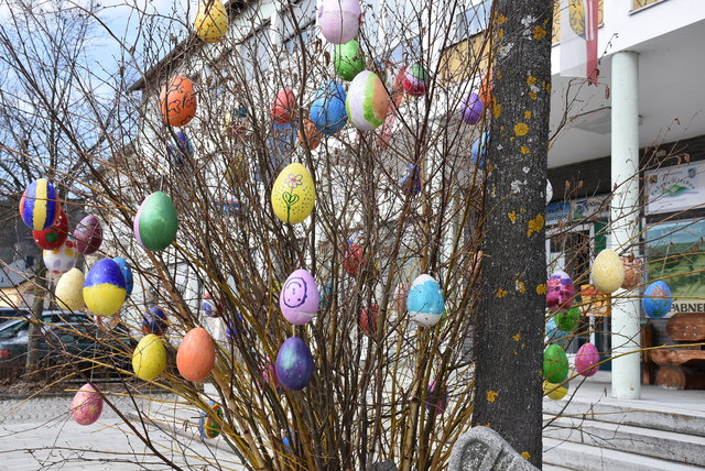 Ostern in Pabneukirchen