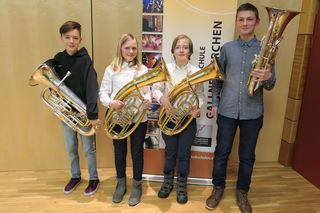 Los Tenoros (Klasse Martin Dumphart) – 1. Preis mit Ausz. – Bundeswettbewerb