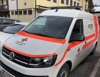 Die Verletzte wurde ins Krankanhaus SChladming gebracht (SYMBOLBILD)