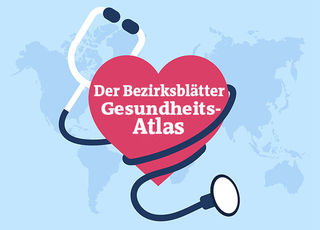 Alles zur medizinischen Versorgung in Österreichs größtem Bundesland auf einen Blick. Der Gesundheits-Atlas der Bezirksblätter Niederösterreich zeigt dir, wie es um Allgemeinmediziner, Wahlärzte und Krankenhäuser in allen Bezirken des Landes steht.