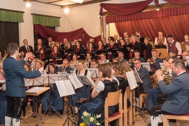 MV Weilbach meets Singgemeinschaft