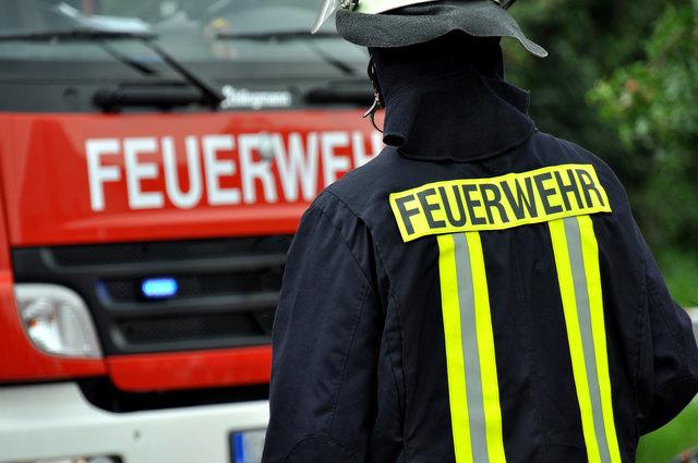 Deckenbrand in einem ehemaligen Gasthaus in Gurten