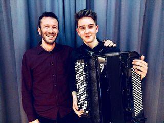 Jakob Grasböck (Klasse Atanas Dinovski) – 1. Preis mit Ausz. – Bundeswettbewerb