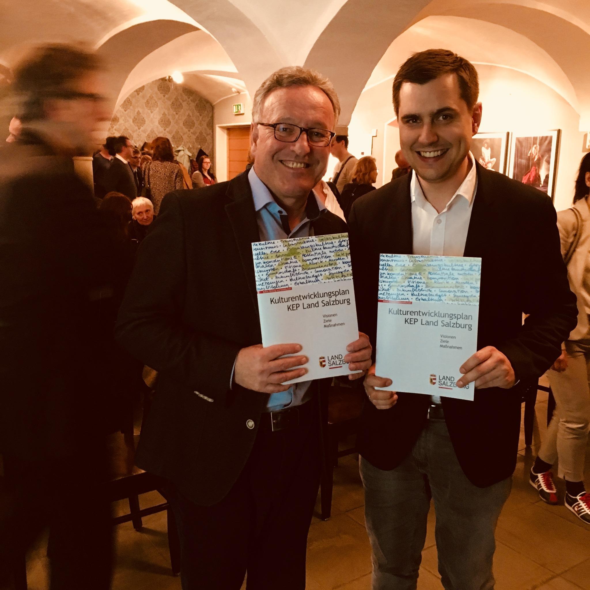 Saalfelden: Morgen Wird Der Kulturentwicklungsplan