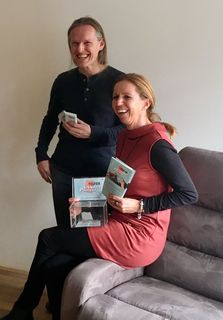 Initiator Harry Triendl mit Ehrenamts-Koordinatorin Doris Perfler vom Sozial- und Gesundheitssprengel Telfs.