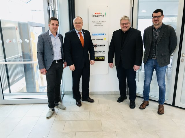 SPAR und Umdasch verbindet eine langjährige Ladenbaufreundschaft. Anfang März fand nun das Sales Meeting der Division Food Retail von Umdasch in der zukunftsweisenden Institution statt.