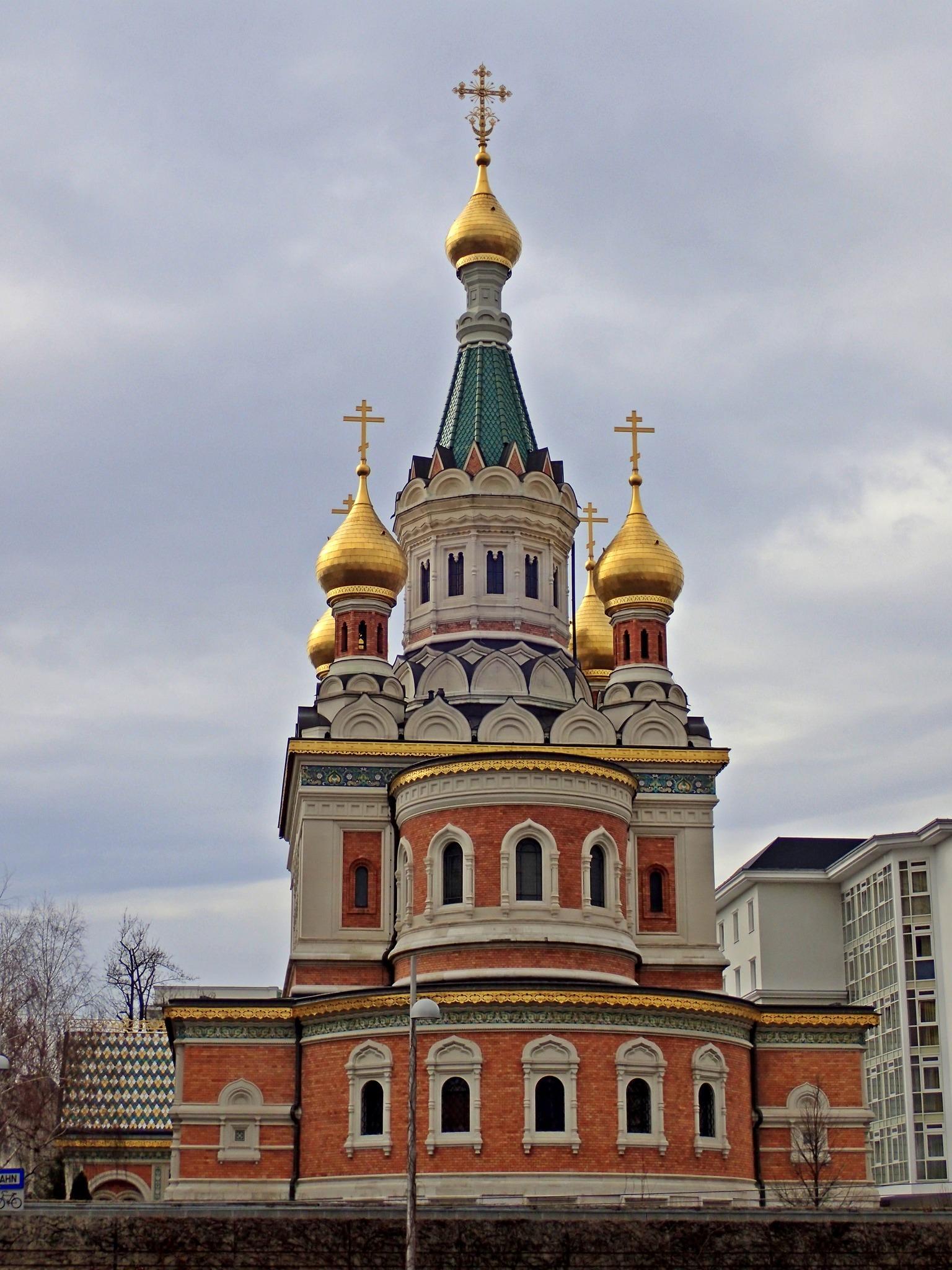 Russisch Orthodoxe Kirche Wien