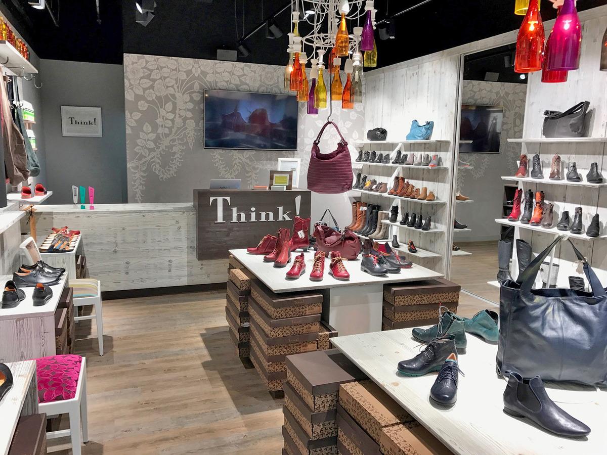 Think Schuhe Erster Shop In Der Schweiz Schärding