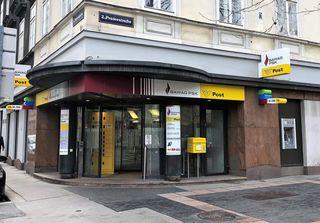 In der Filiale Praterstraße werden künftig nur noch Kunden der Bawag ihre Bankgeschäfte erledigen können.