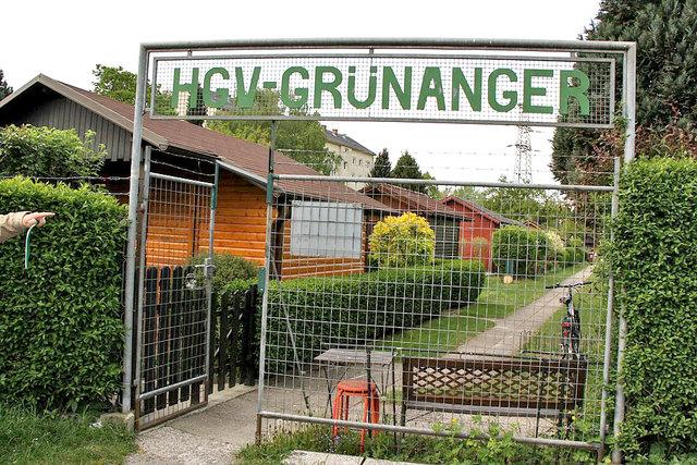 #17 Bezirke - Liebenau. Grünanger: Freude über Heimgarten