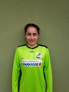 Antonia Veselsky hat sich in der steirischen Auswahl etabliert.