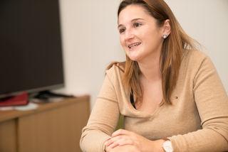 """Marlene Svazek: """"Beim Wohnen und Verkehr gibt's viel zu tun."""""""