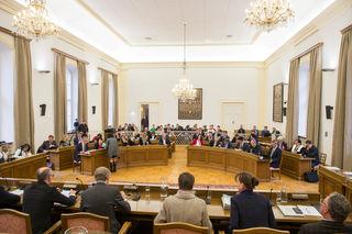 Das Plenum des Landtags wird neu gewählt. Unsere Umfrageergebnisse prophezeien ein Duell um Platz zwei der SPÖ und FPÖ.