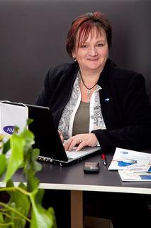 AMS Geschäftsstellenleiterin Edith Zach